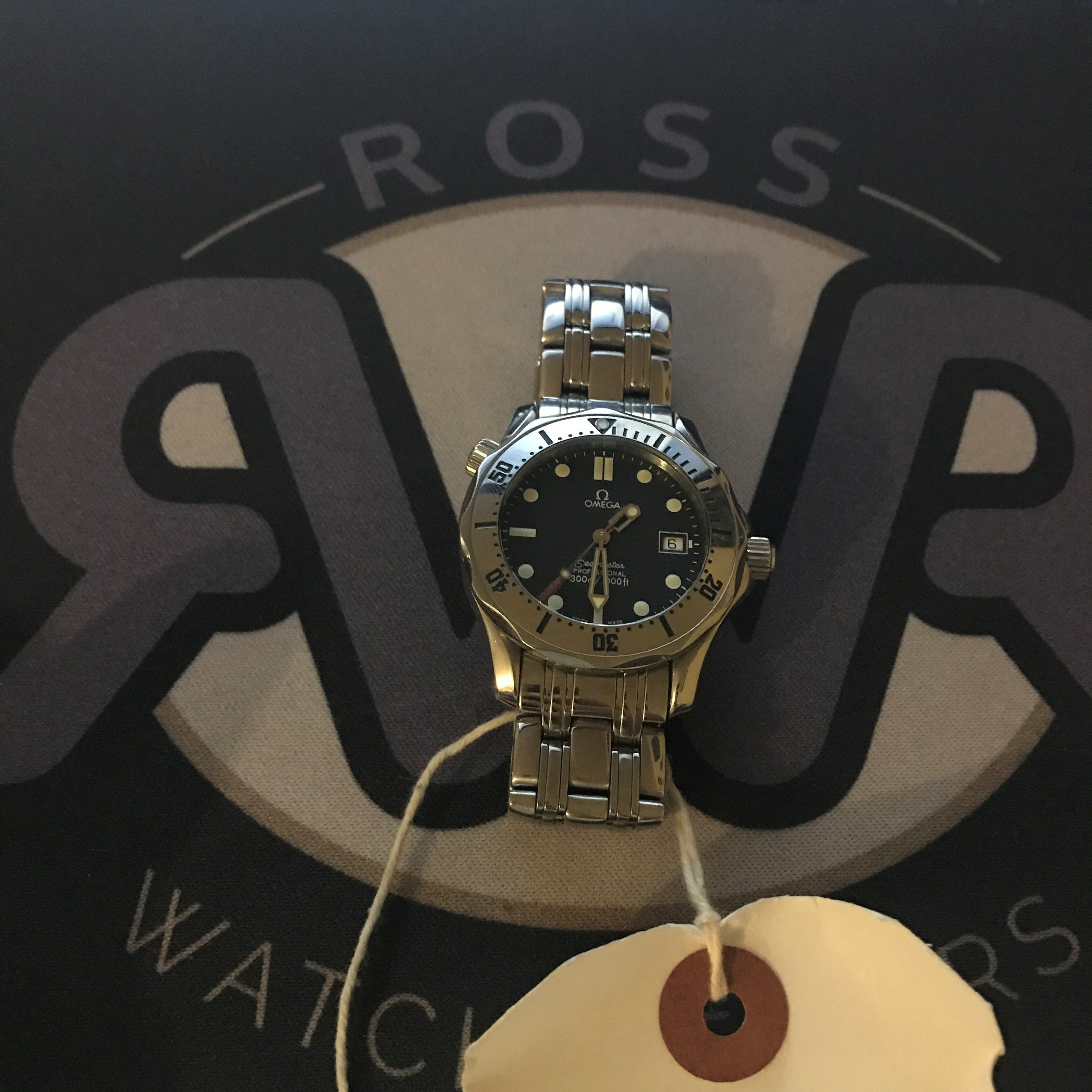 Omega watch battery replacement Whitehouse (Co. Tyrone)