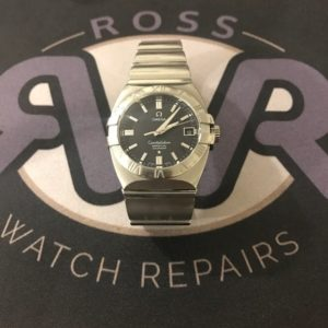 Omega watch battery replacement Whitehouse (Co. Antrim)