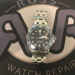 Omega watch battery replacement Waringsford