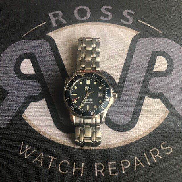 Omega watch battery replacement Upper Ballinderry