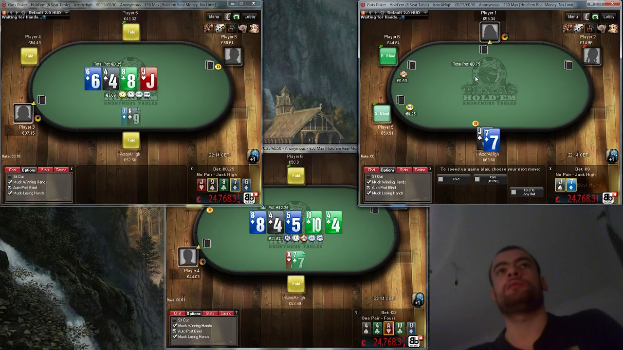 How To Move Up Stakes: Poker Strategy 1/2