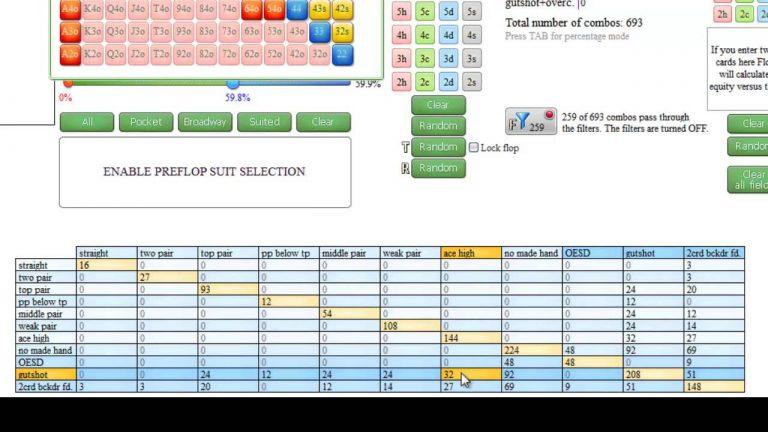 Flopzilla: The overlap matrix