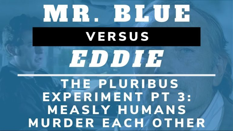 Piosolver Analysis PLURIBUS EDITION: Eddie Bluff-Shoves over a Triple Barrel