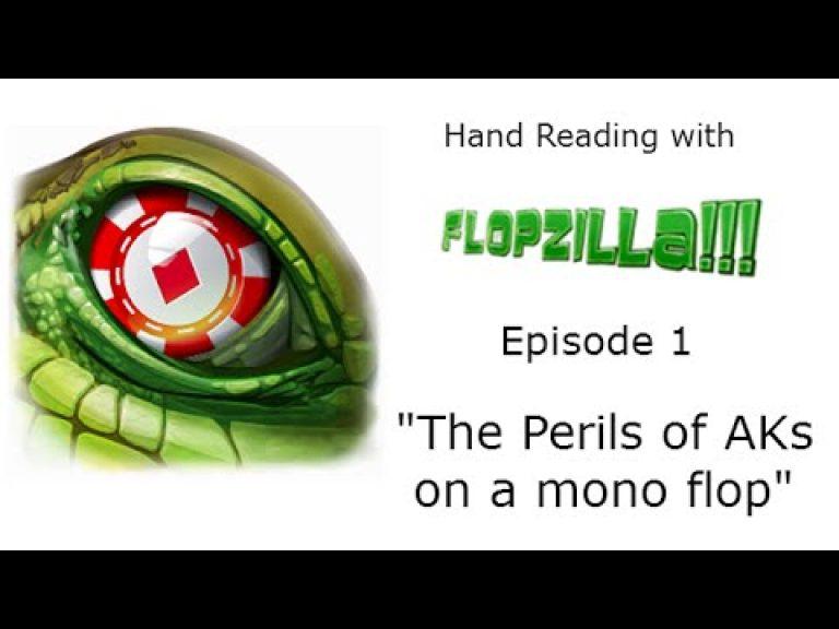 Using Flopzilla to Range Opponents