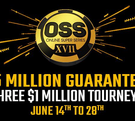 Black Chip Poker : OSS $15 Million GTD, Starts June 14th