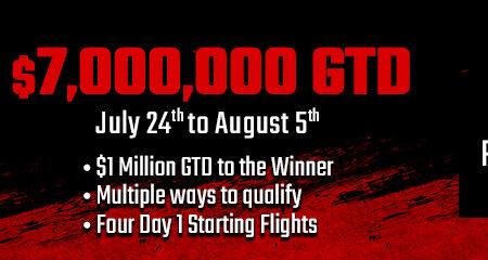Americas Cardroom – $7 Million GTD Venom Starts From July 24th