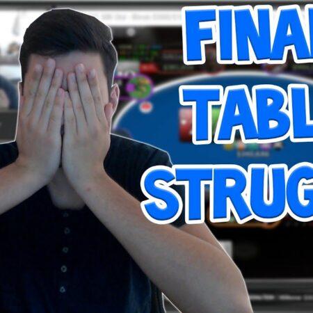 Big $22 + $55 Twister FINAL TABLE – Poker Stream Highlights (27.09.16)