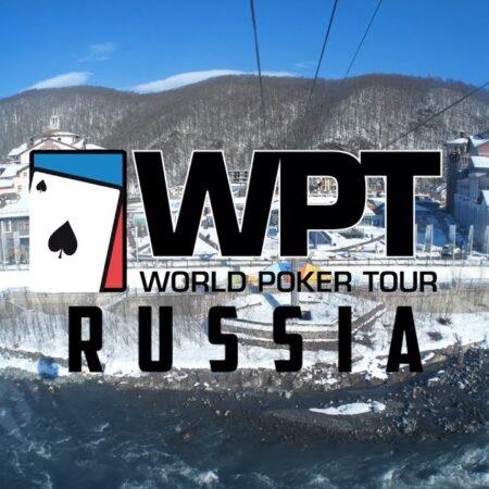 WPT is back in Sochi!