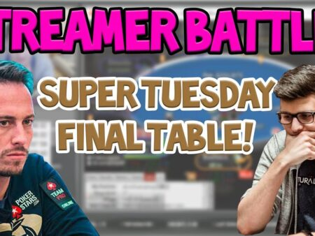MAX LATEREG in a $215 tournament!