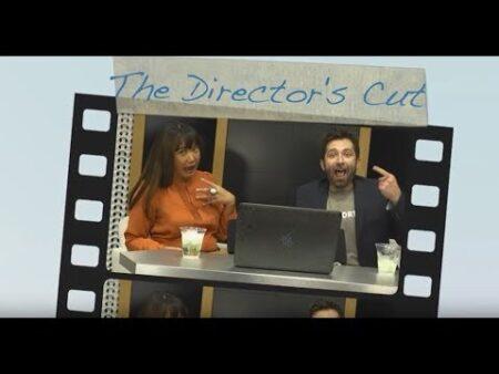 The Director's Cut with Ging Masinda: Ep 1 Joe Stapleton