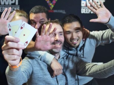 Laurent Polito Wins in Fifth WPT Mid-Major Title with Brussels Victory