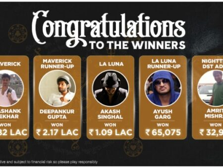 Wednesday Majors: Shekhar Denies Gupta Maverick Title; Singhal & Mishra Win The Other Marquees