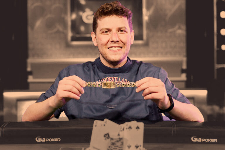 Ari Engel's Obsession With Omaha Leads to a WSOP Championship Bracelet
