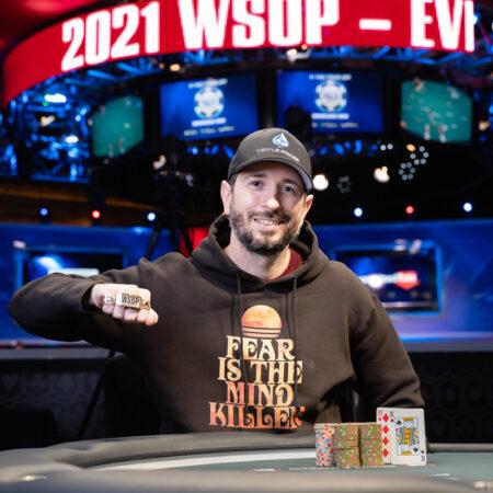 Brian Rast Wins 5th Bracelet; Units Points of interest on Poker Corridor of Repute
