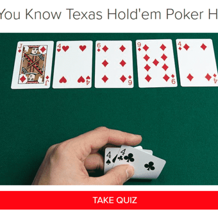 Can You ACE This Poker Arms Quiz?