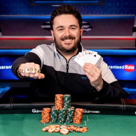 WSOP 2021: Anthony Zinno Claims Stud Gold, Vladimir Peck and DJ Alexander Win First Bracelets