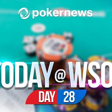 WSOP 2021 | CAN HE SHIP SHOOTOUT FOR CHARITY? | Replace Day 28 | Movies