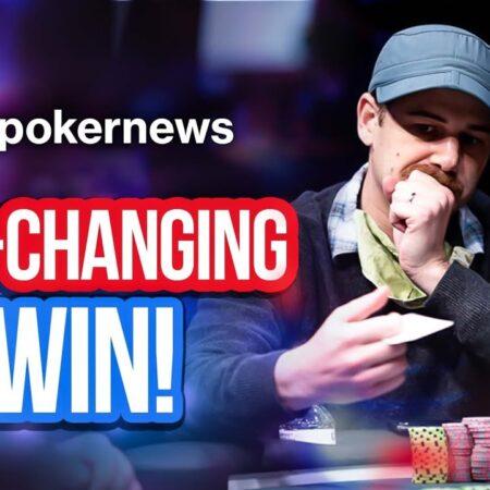 WSOP 2021 | Denove's Dream Comes True In Doublestack! | Interview | Movies