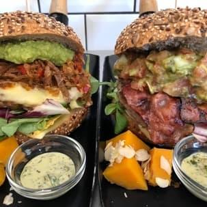 burger duo vegan vegetarian brunch tenerife south