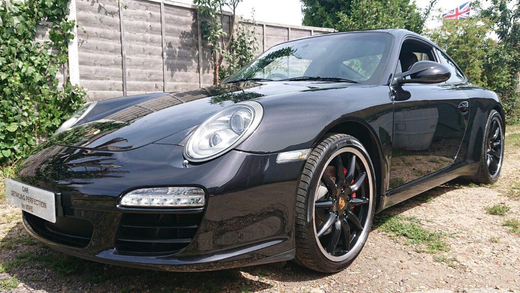 Porsche 911 ceramic coated