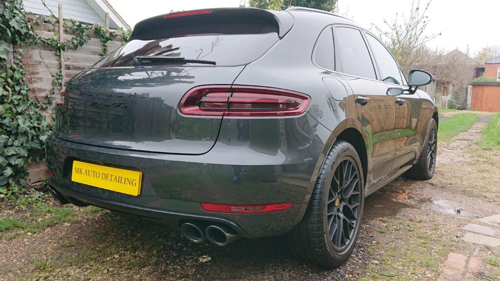 Another Porsche Macan Gts