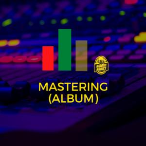 Mastering Album