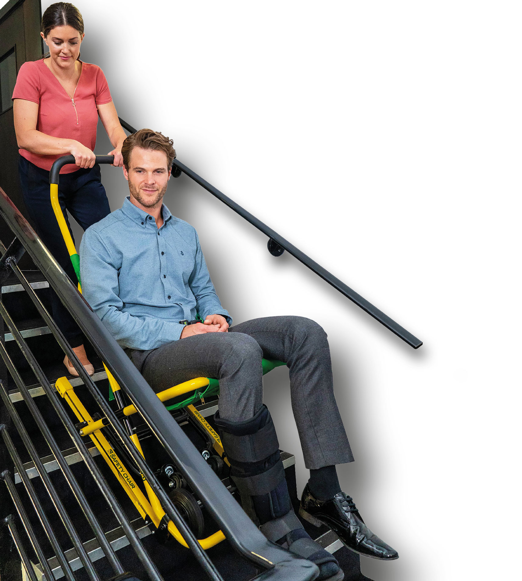 SC-4000-on-Stair-Main-Website-Image