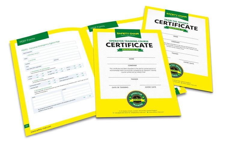Training-Certificates