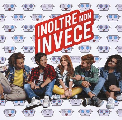 Inoltre Non Invece Covisian group project Corporate Art by Sabrina Rocca 2017