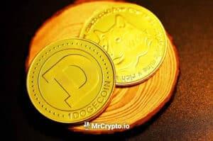 Dogecoins krypto valuta