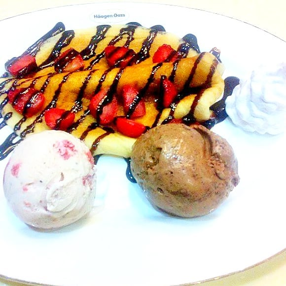 Read more about the article Desserts and Haagen-Dazs!!