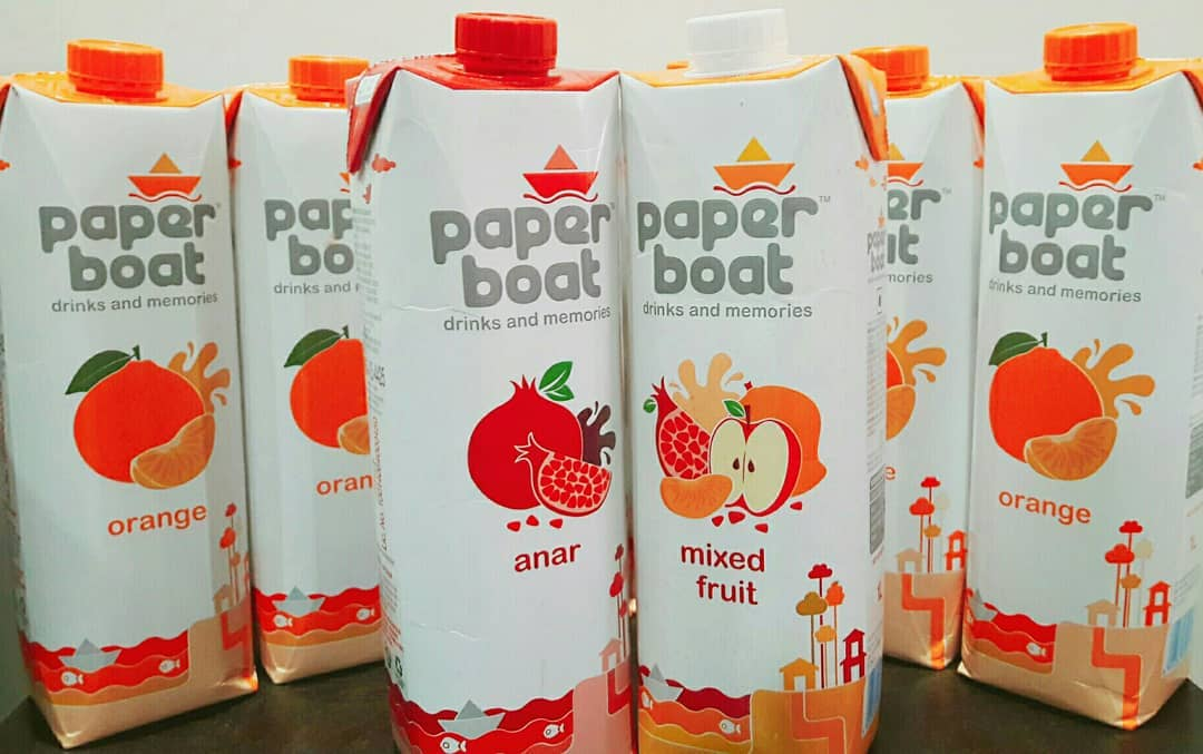 Summer, Memories and Paperboat..!!
