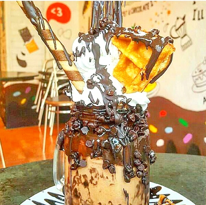You are currently viewing The Chocolate Heaven, Mumbai