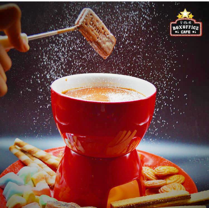 You are currently viewing Chocolate Fondue @ Box Office Cafe??
