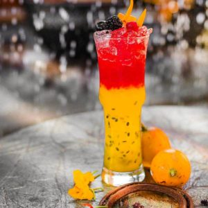 Cocktails that look like Sunset's