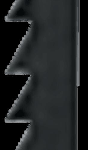 6 x pin scrollsaw blades – wood, plastic, metal, plaster