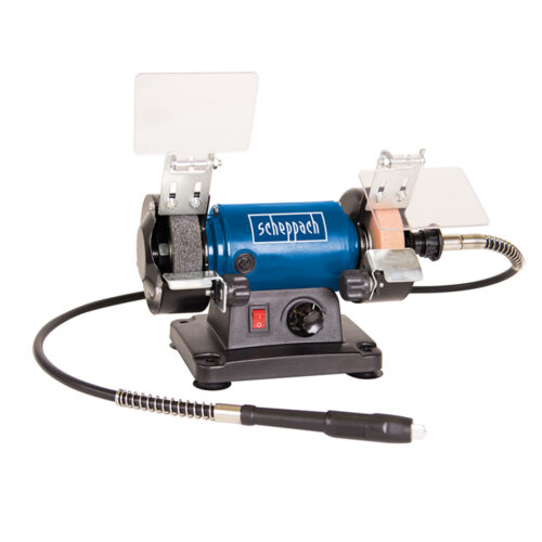 HG34 3″ Grinder Polisher + Tool kit + Flexi Drive