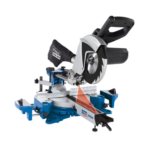 HM80MP 216mm Sliding Mitre Saw 230v