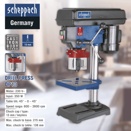 DP13 Bench Drill Press