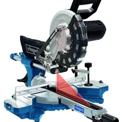 HM254 255mm Sliding Mitre Saw