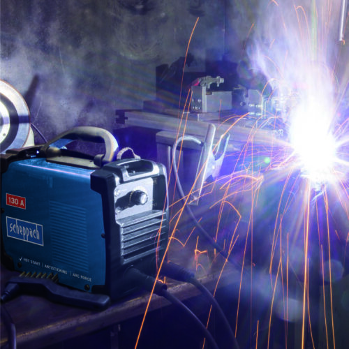 WSE1100 Inverter Welder