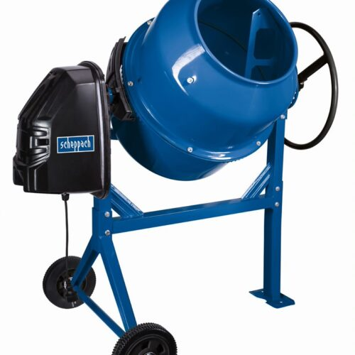 Scheppach Eco Mix 120 Cement Mixer