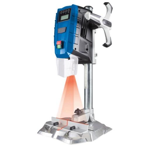 Scheppach DP55 710W Bench Pillar Drill with Digital Display + Laser + 13mm chuck