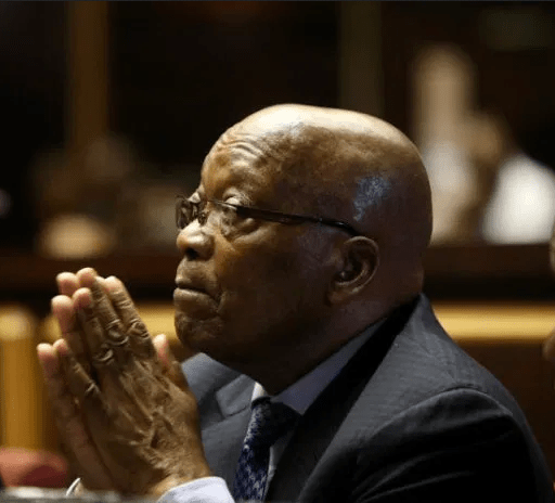 Former South African president, Jacob Zuma, sentenced to 15 months in prison
