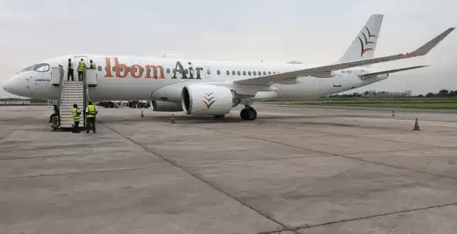Ibom airlines announce takeoff of its two new Airbus A220 aircraft today