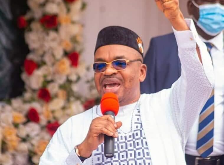 AKS Governor, Udom Emmanuel, advises parents to join hands with government in tackling rising cases of cultism  among secondary school students