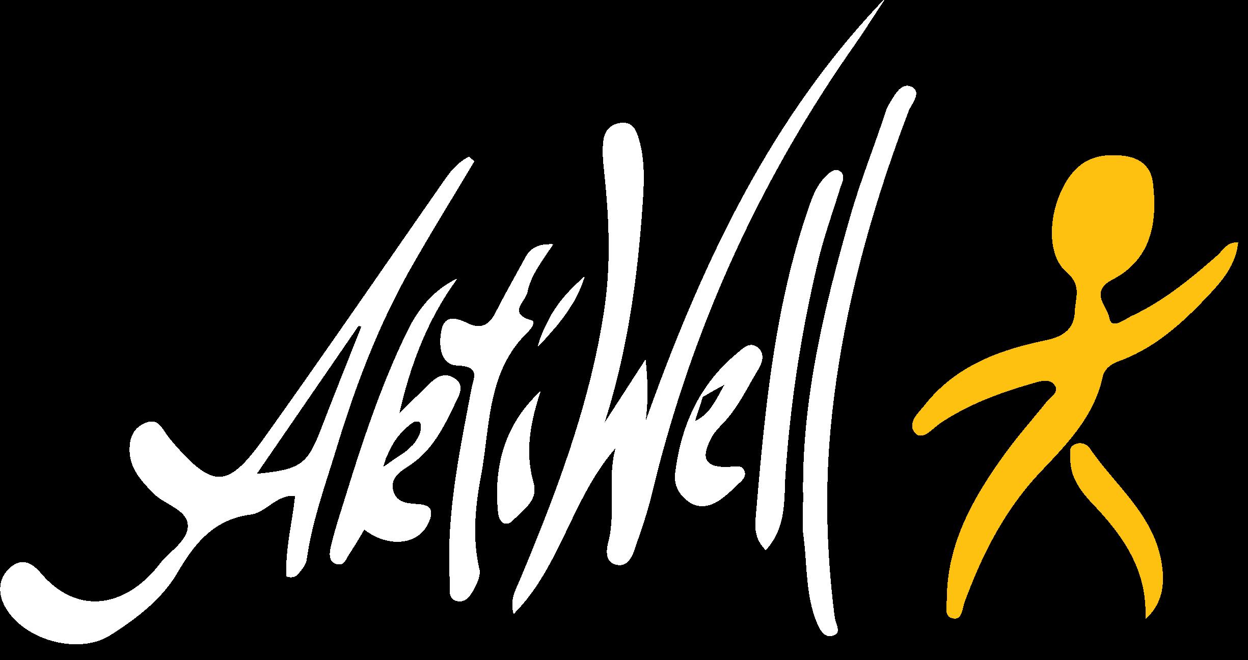 aktiwell logo weiss