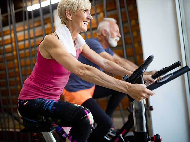 indoor cycling kurs aktiwell