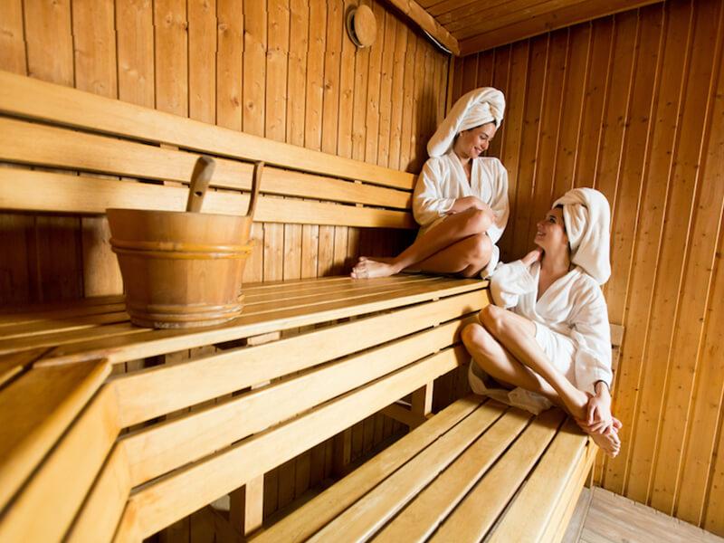 akitwell impressionen fitness sauna