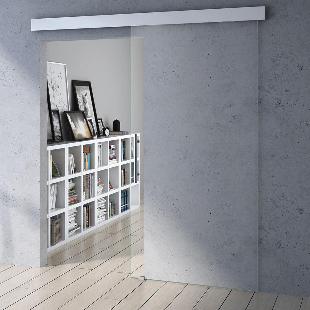 Drzwi przesuwne transparentne Liniger Ostium